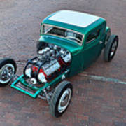 Ford 5-window Coupe Poster