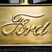 Ford Poster
