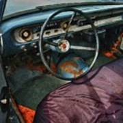 Ford Interior Poster
