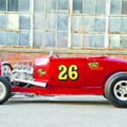Ford Roadster Poster