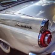 Ford Thunderbird Fender Color  Poster