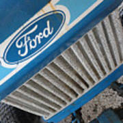 Ford Tuff Poster