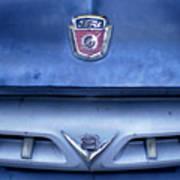 Ford V8 Truck Poster