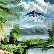 Forest Impression 18 Poster