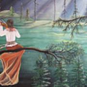 Forest Serenade Poster