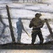 Forging Of Freedom Poster