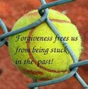 Forgiveness Frees Us Poster