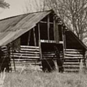 Forgotten Hay Barn Poster