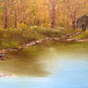 Forgotten Lake Poster