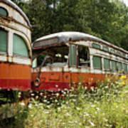 Forgotten Trains Poster