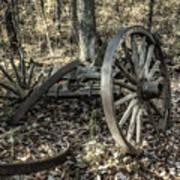 Forgotten Wagon Poster