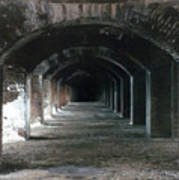 Fort Jefferson 2 Photograph Poster