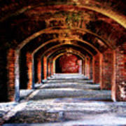 Fort Jefferson Poster