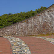Fort Macon Poster