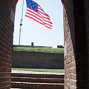 Fort Mchenry Star Spangled Banner Poster