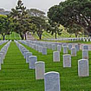 Fort Rosencrans National Cemetery Poster
