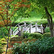 Fort Worth Botanic Garden Poster