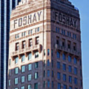 Foshay Tower Poster