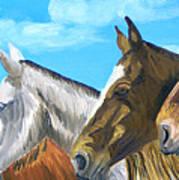 Four Amigos Poster