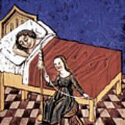 Four Humors: Melancholia Poster