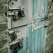 Four Latches Poster