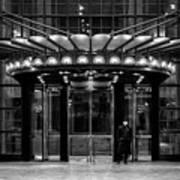 Four Seasons Hotel New York Poster