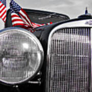 Fourth Of July-chevvy  Poster