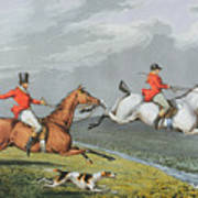 Fox Hunting - Full Cry Poster