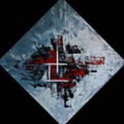Frammenti In Rosso E Nero Poster