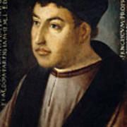 Francisco Fernandez De Cordoba And Mendoza Poster
