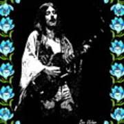 Frank Marino Of Mahogany Rush 4-14-78 Poster