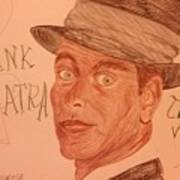 Frank Sinatra - The Voice Poster