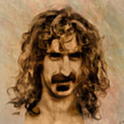 Frank Zappa Collection - 1 Poster