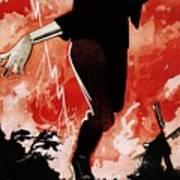 Frankenstein, Boris Karloff, 1931 Poster