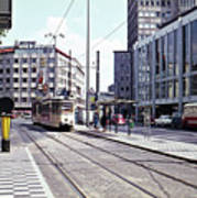 Frankfurt 1 Poster