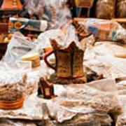 Frankincense And Myrrh Poster