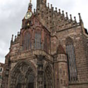 Frauenkirche - Nuremberg Poster