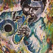 Freddie Hubbard Jazz Poster
