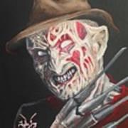 Freddy's Back Poster