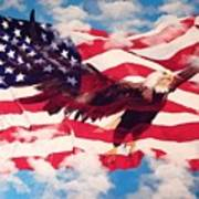 Freedom Eagle Poster
