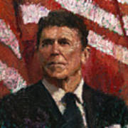 Freedom Fighter Poster by Robert Scott
