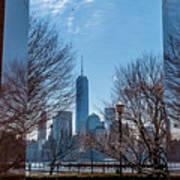Freedom Tower Framed Poster