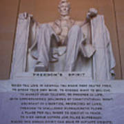 Freedom's Spirit Poster