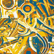 Freeway Variations Poster