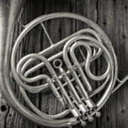 French Horn 2 Poster