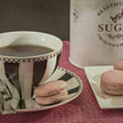 French Macarons 2 Poster