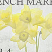 French Market Series C Poster
