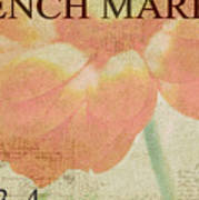 French Market Series E Poster