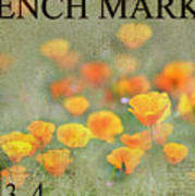 French Market Series Q Poster