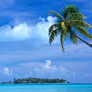 French Polynesia, Bora Bo Poster